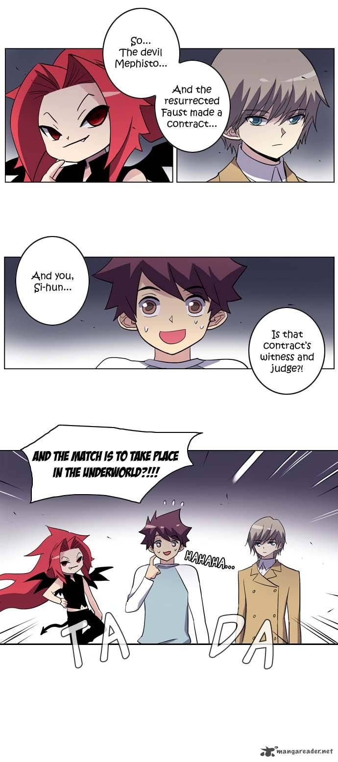 Soul Cartel 13 Page 3