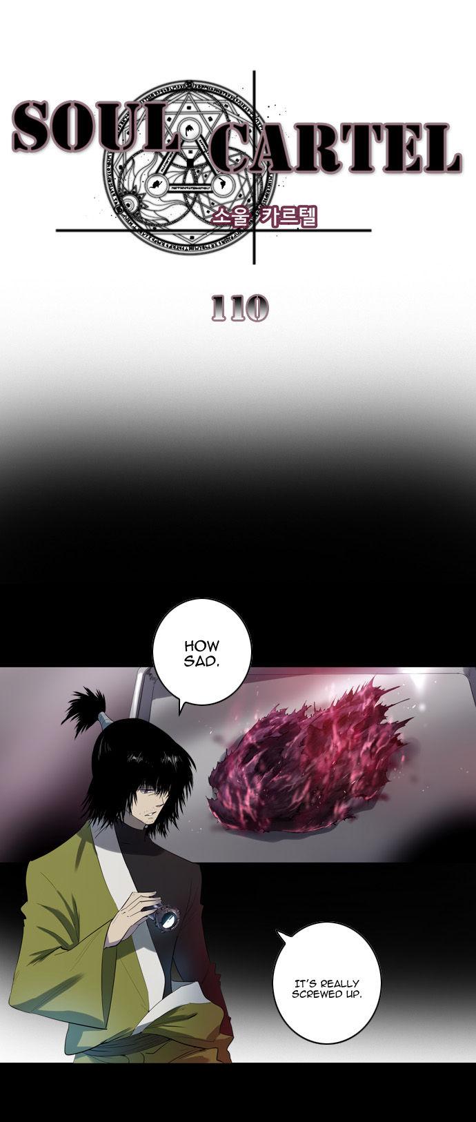 Soul Cartel 110 Page 1