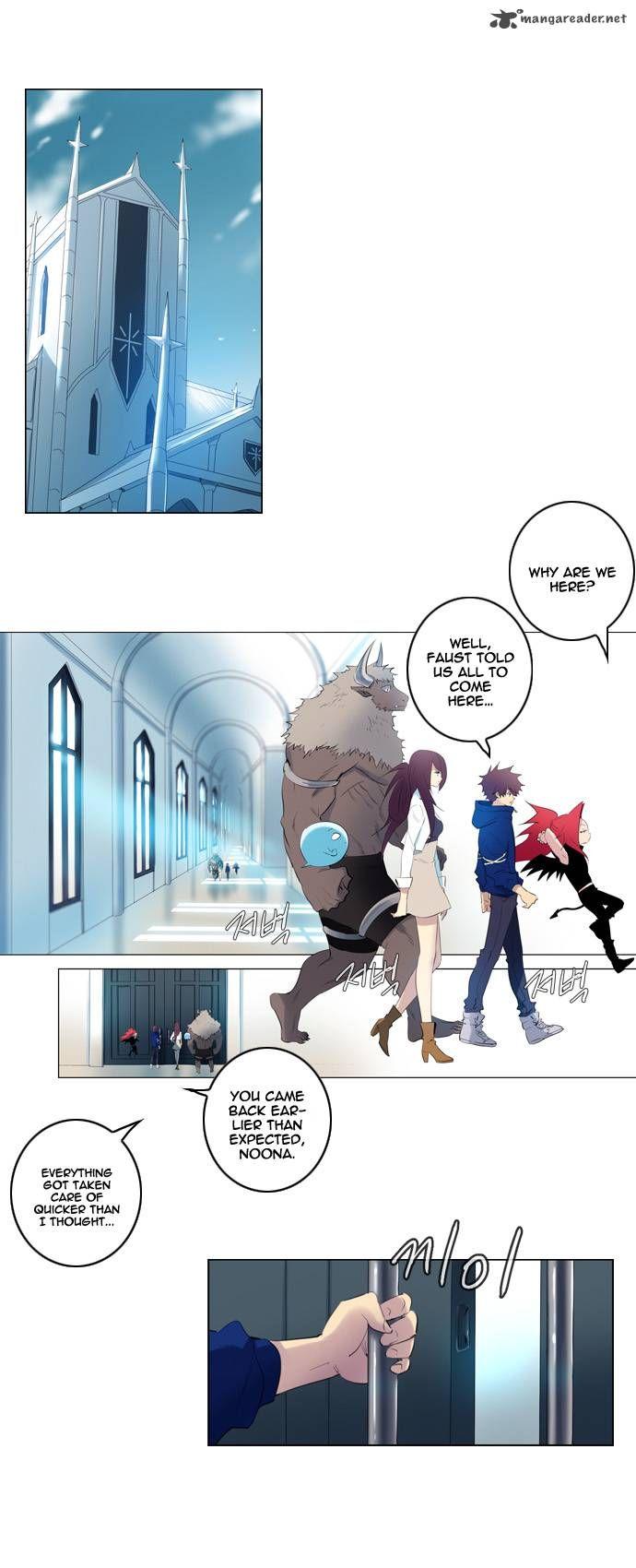 Soul Cartel 120 Page 1