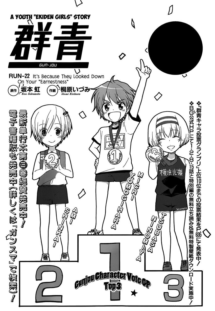 Gunjou (KIRIHARA Idumi) 22 Page 2