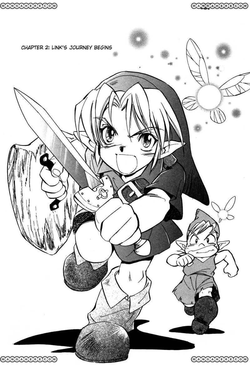 Zelda No Densetsu Toki No Ocarina 2 Page 2