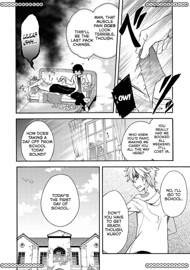 Shindere Shoujo To Kodoku Na Shinigami 15 Page 2
