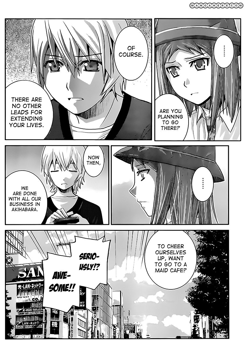 Kiwaguro no Brynhildr 26 Page 4