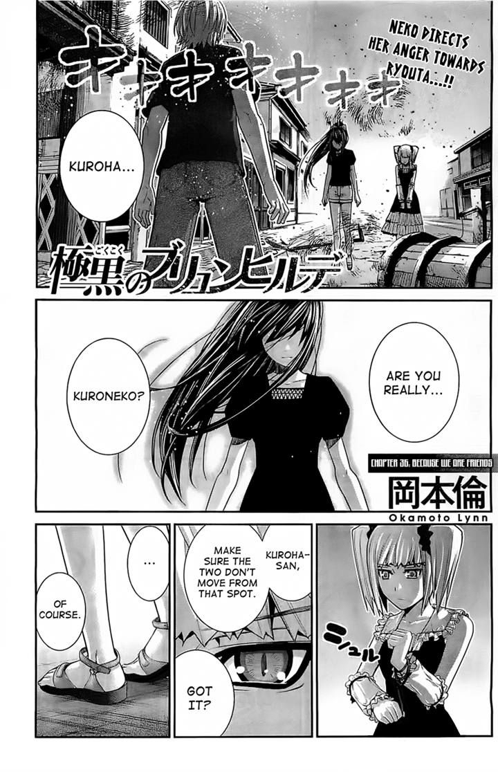 Kiwaguro no Brynhildr 36 Page 1