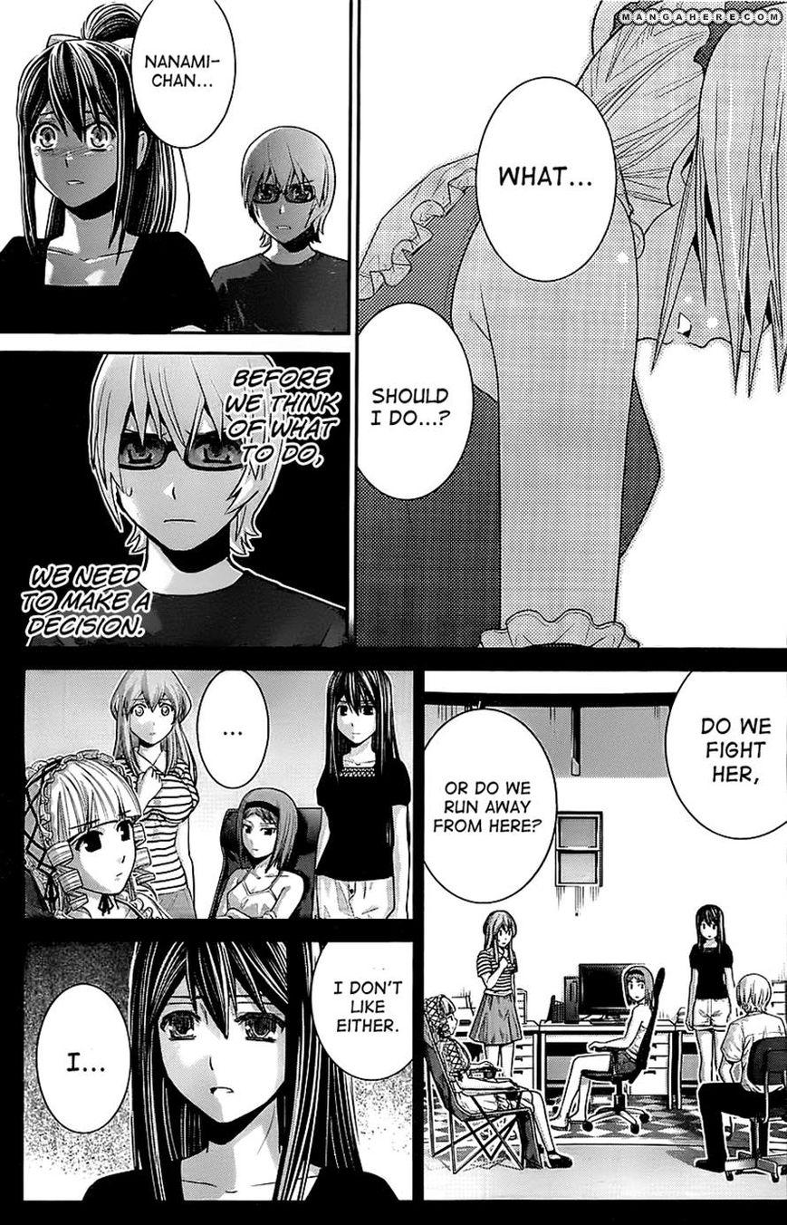 Kiwaguro no Brynhildr 37 Page 3