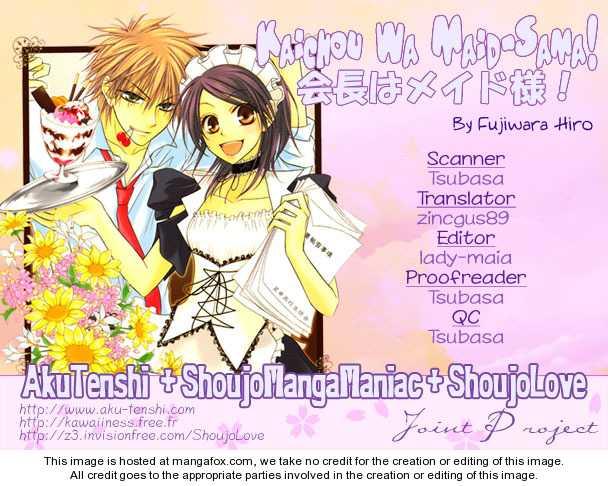 Kaichou Wa Maid-sama! 5 Page 1
