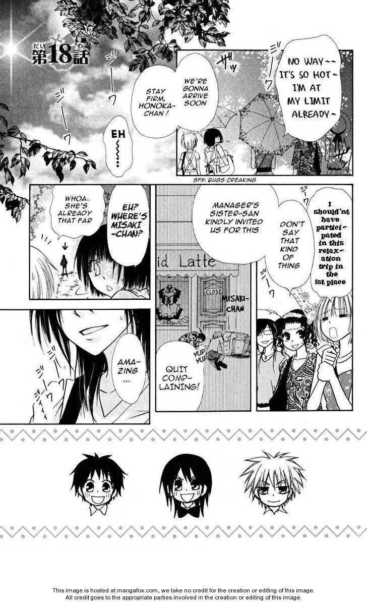 Kaichou Wa Maid-sama! 18 Page 2
