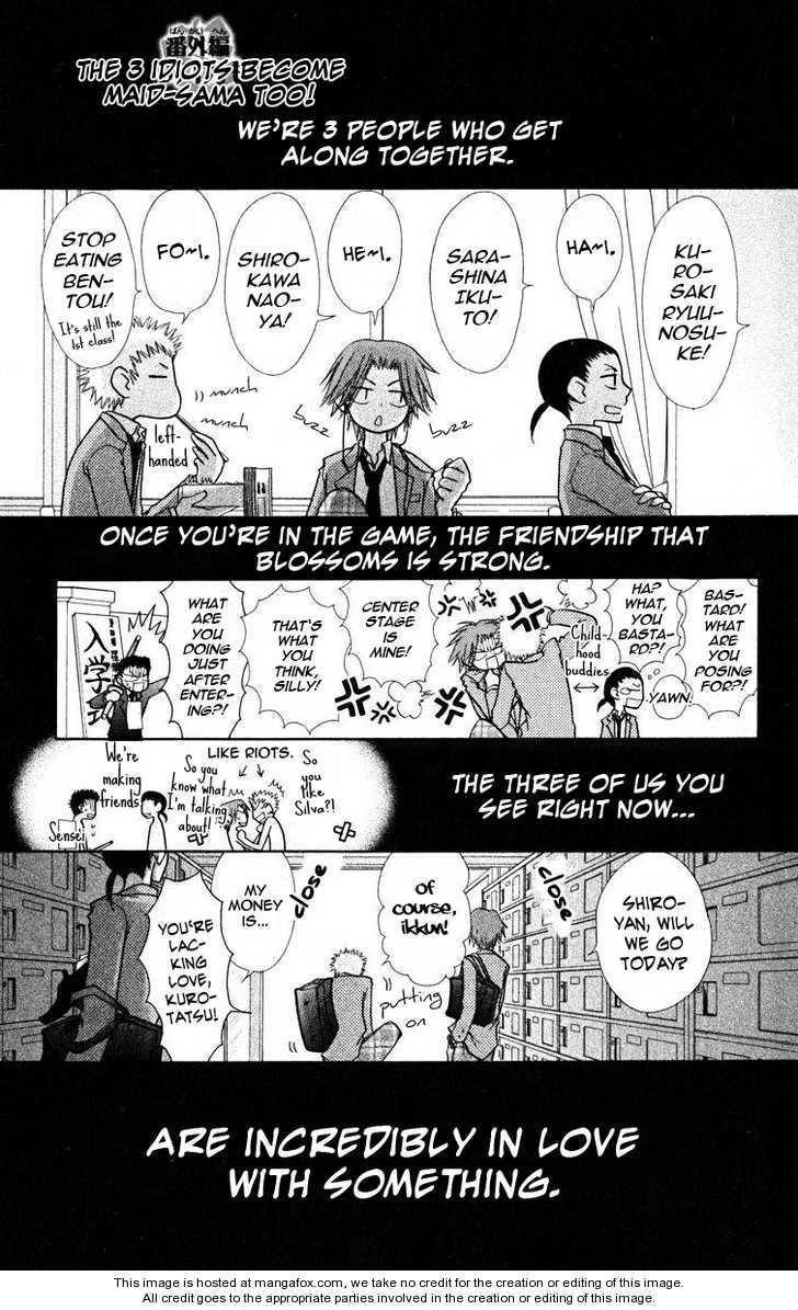 Kaichou Wa Maid-sama! 19.2 Page 2