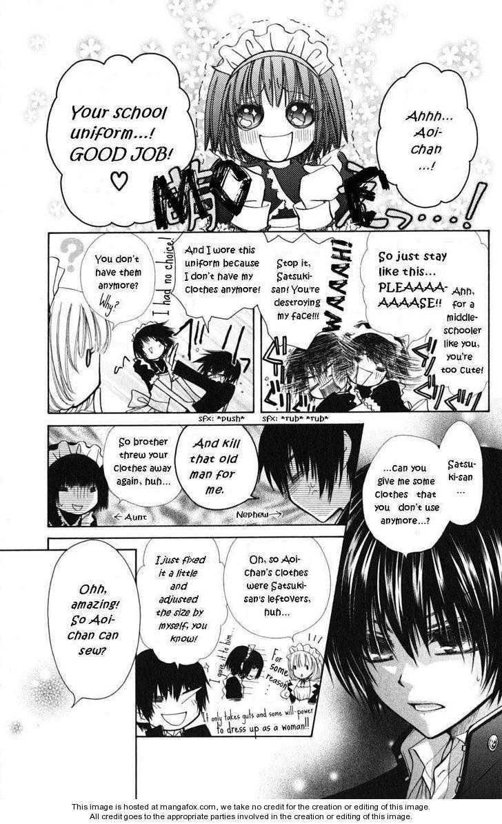 Kaichou Wa Maid-sama! 28.1 Page 4