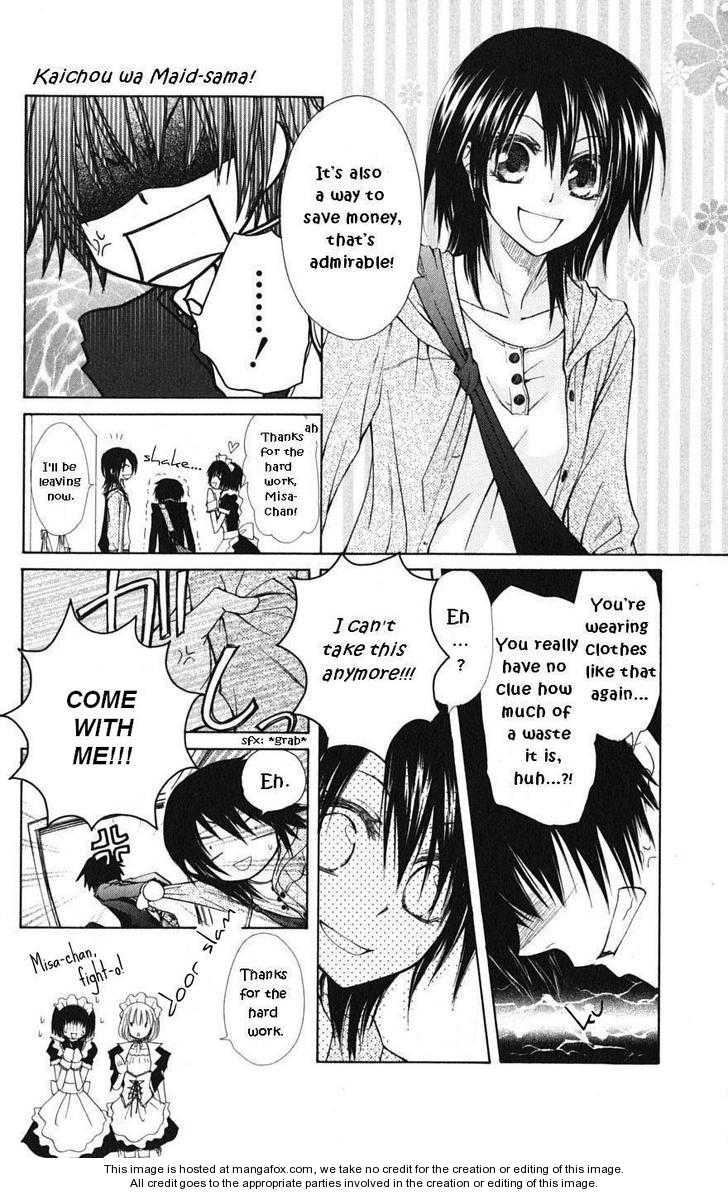 Kaichou Wa Maid-sama! 28.1 Page 5