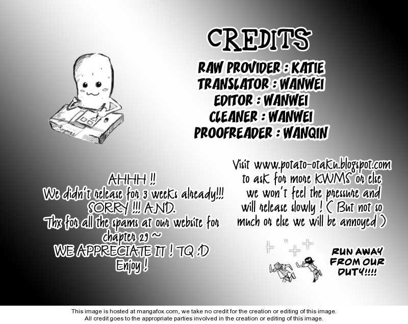 Kaichou Wa Maid-sama! 30 Page 1