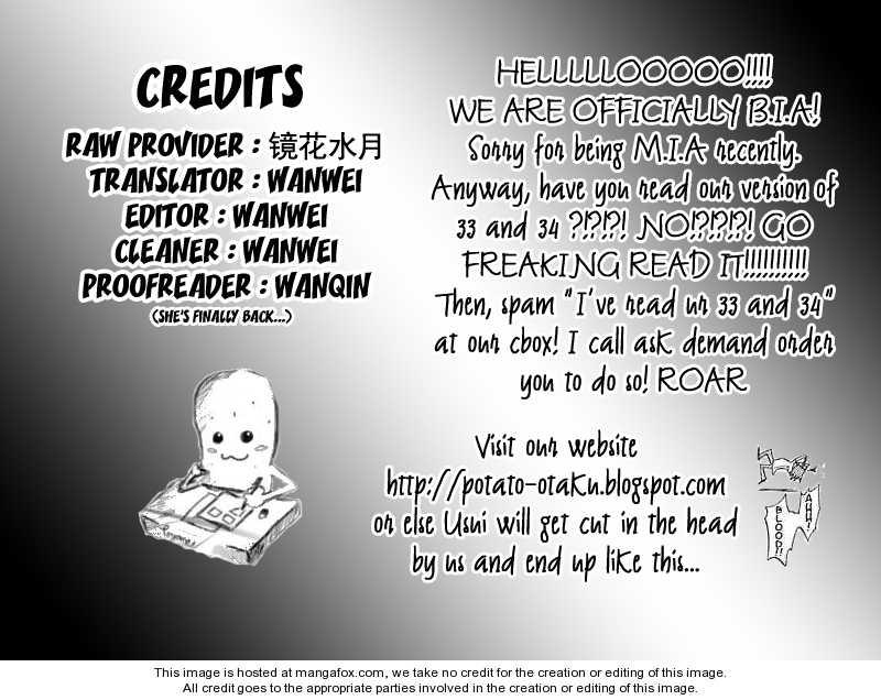 Kaichou Wa Maid-sama! 35 Page 1