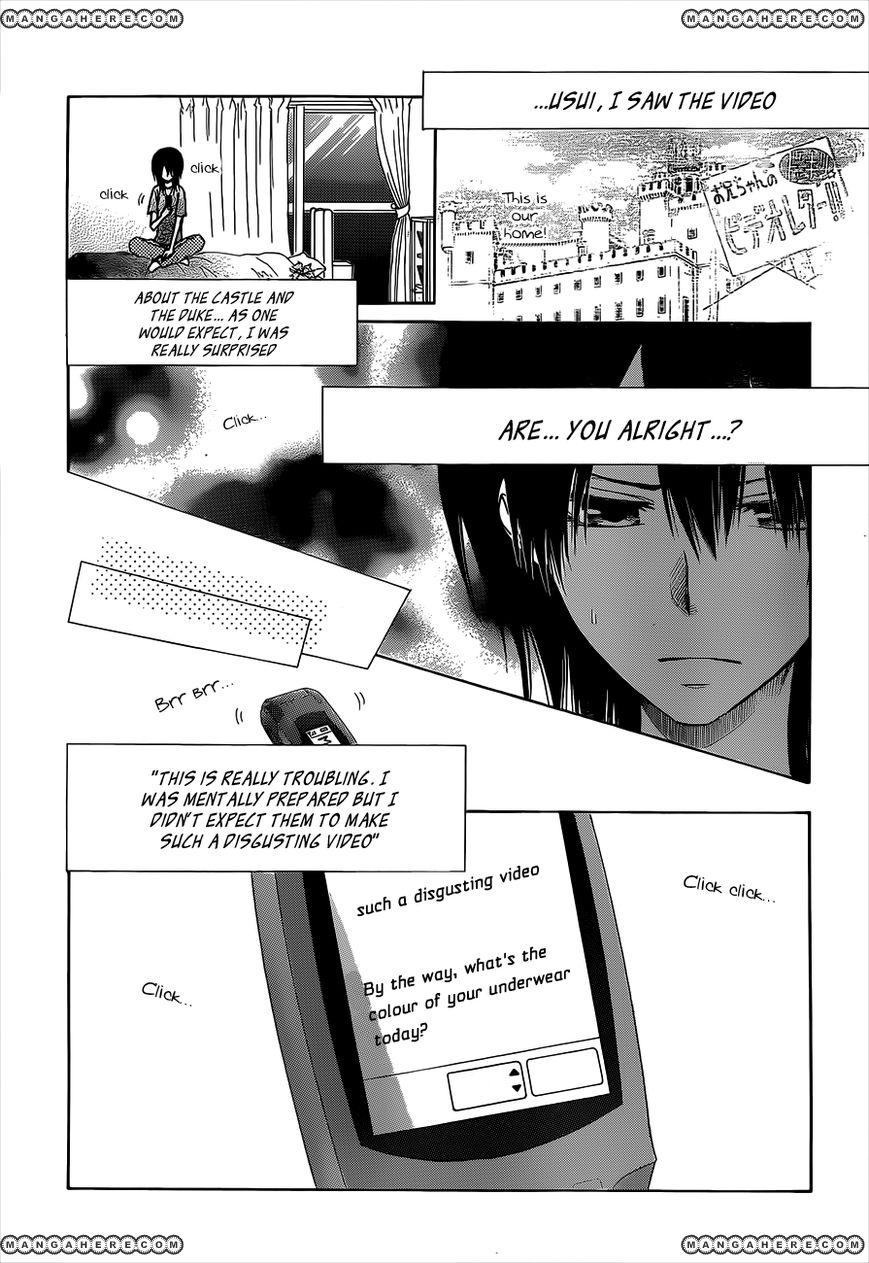 Kaichou Wa Maid-sama! 74 Page 2