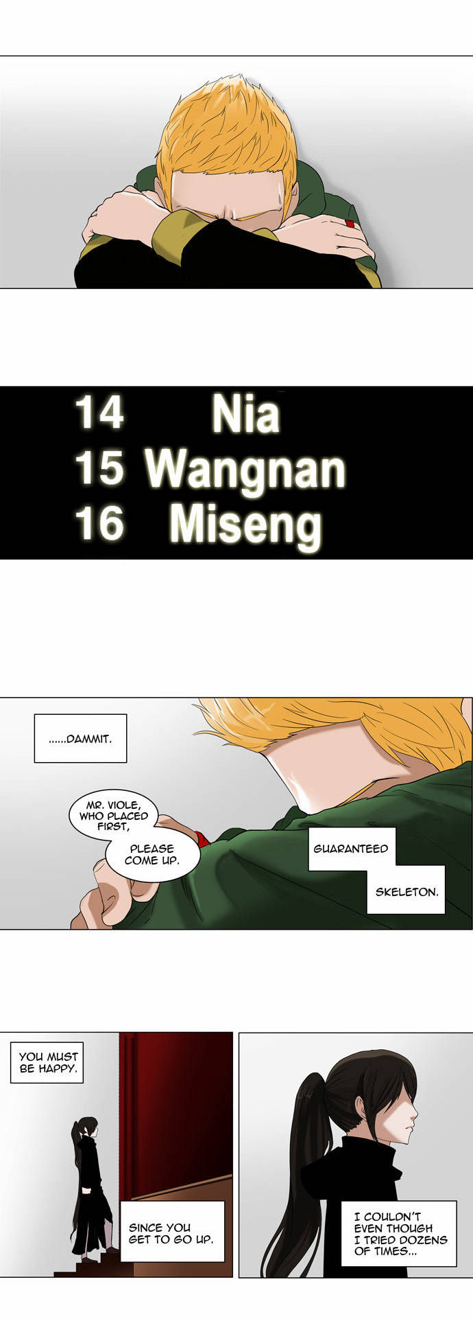 Tower of God  Season 2 8 Page 2
