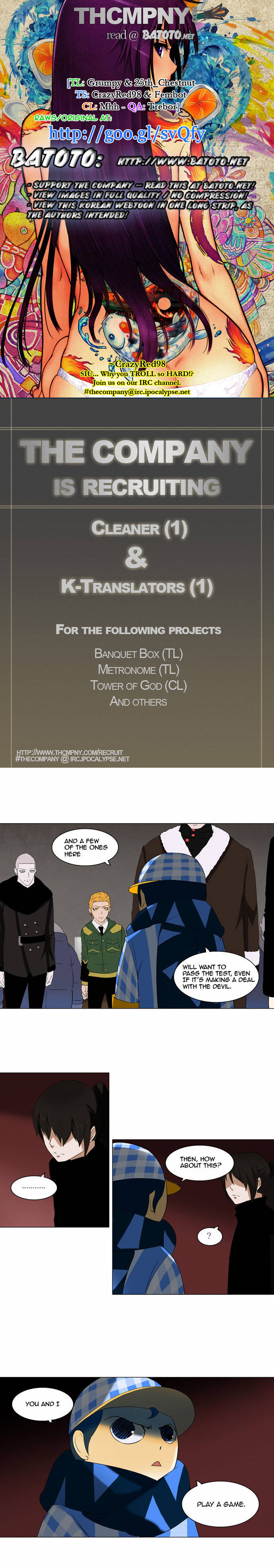 Tower of God  Season 2 9 Page 1