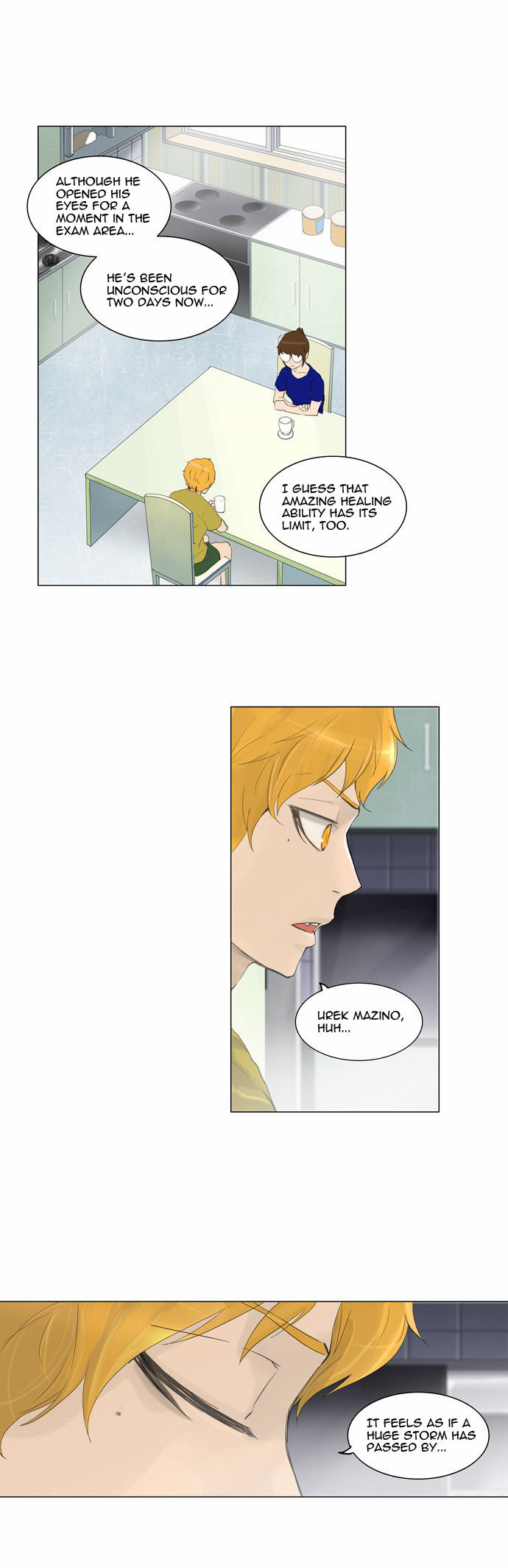 Tower of God  Season 2 34 Page 2