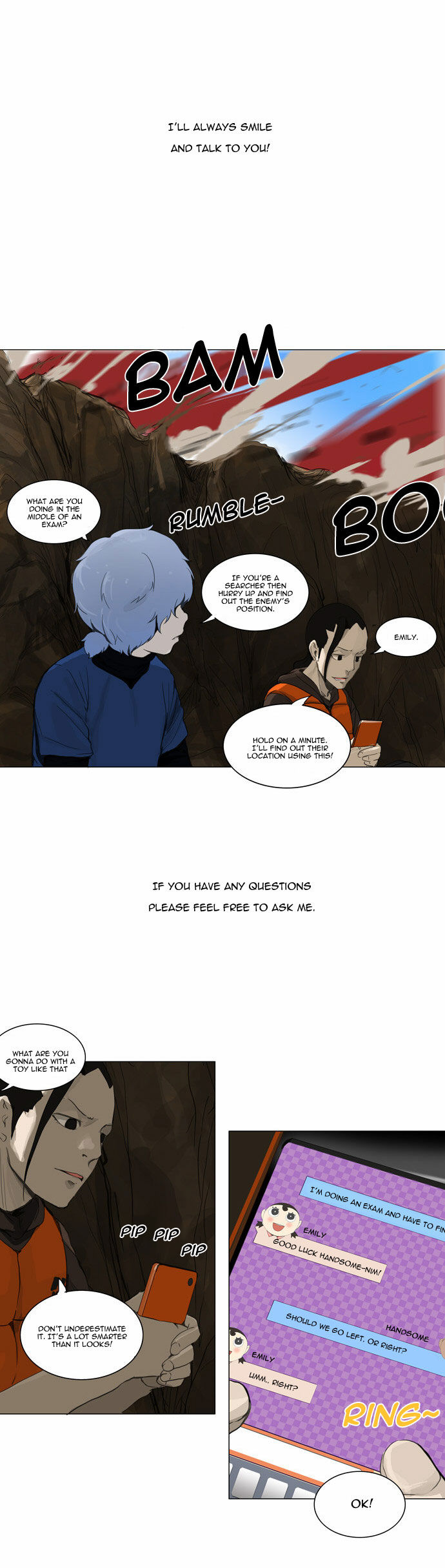 Tower of God  Season 2 38 Page 3