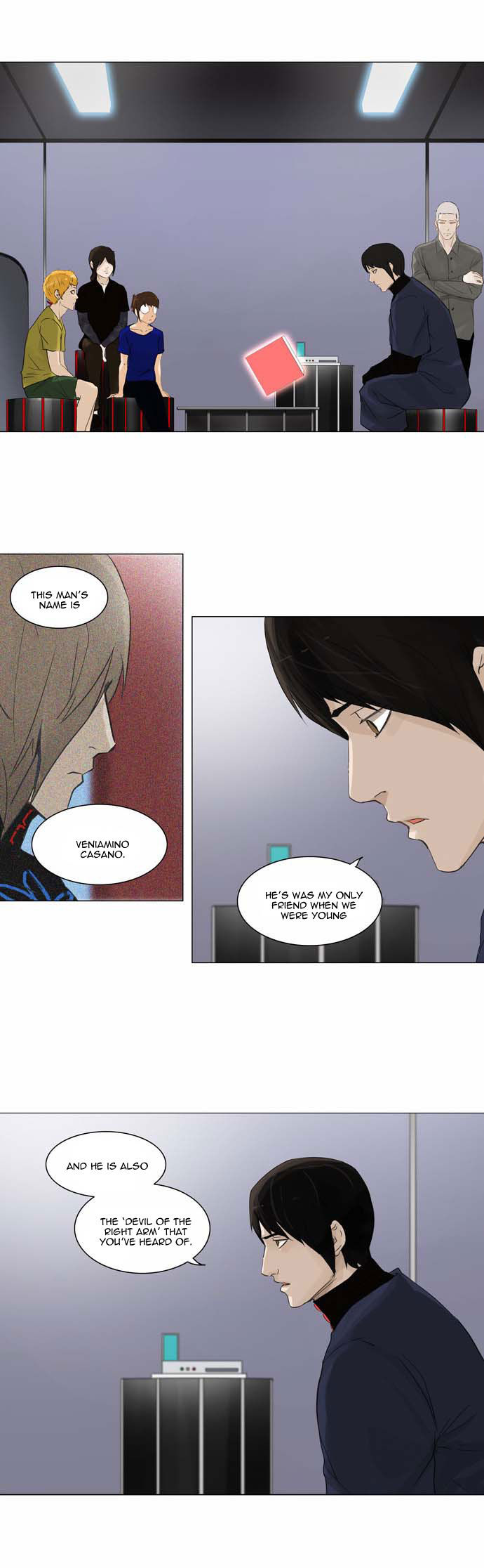 Tower of God  Season 2 42 Page 2