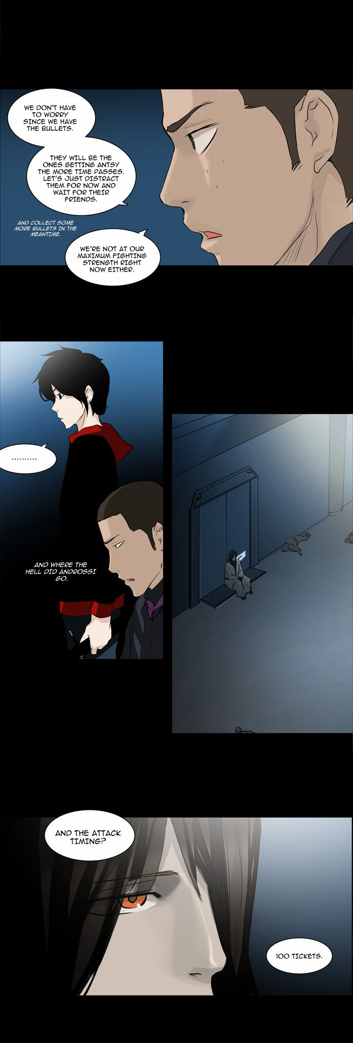 Tower of God  Season 2 59 Page 2