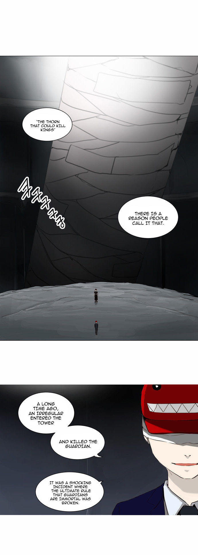 Tower of God  Season 2 84 Page 1