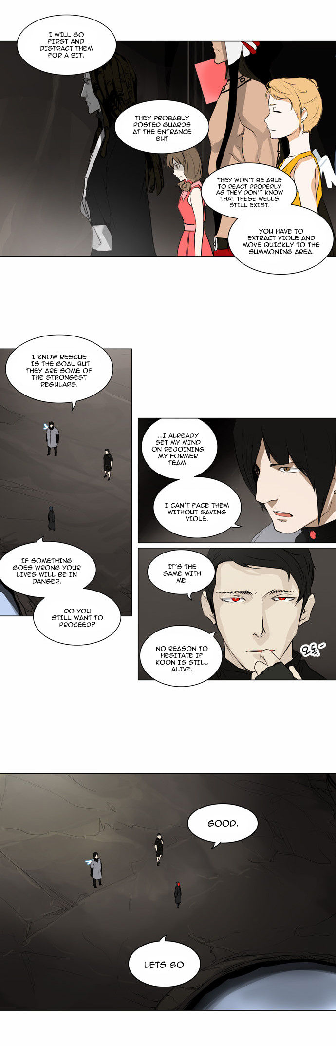 Tower of God  Season 2 89 Page 2