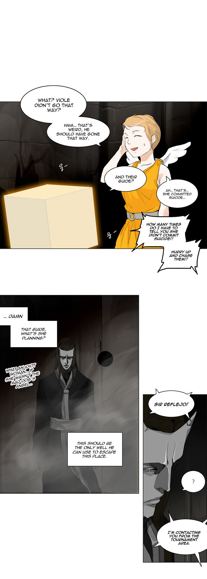Tower of God  Season 2 93 Page 1
