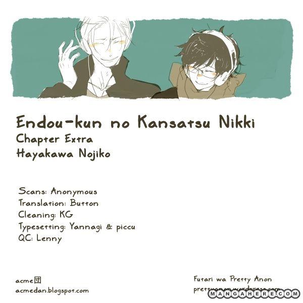 Endou-kun no Kansetsu Nikki 4.5 Page 1