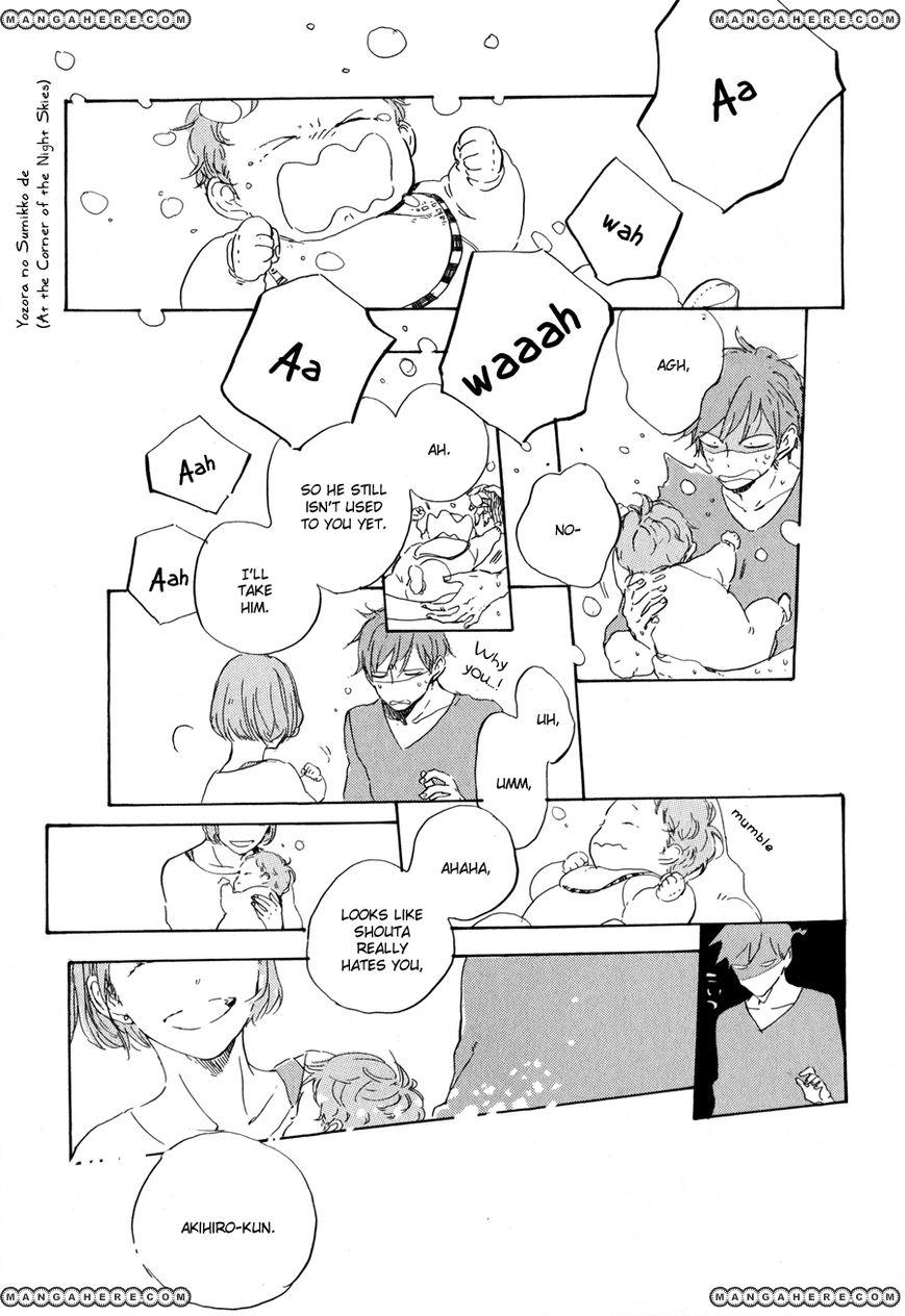 Yozora no Sumikko de, 6 Page 2