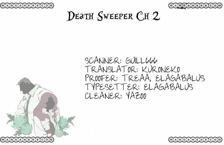 Death Sweeper 2 Page 1