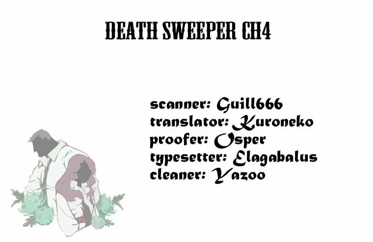 Death Sweeper 4 Page 1