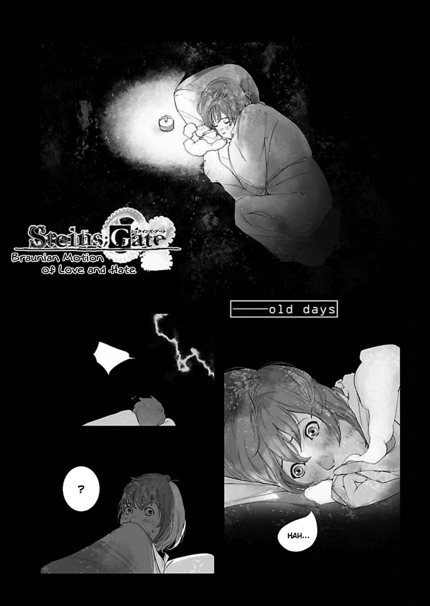 Steinsgate Onshuu No Brownian Motion 5 Page 2