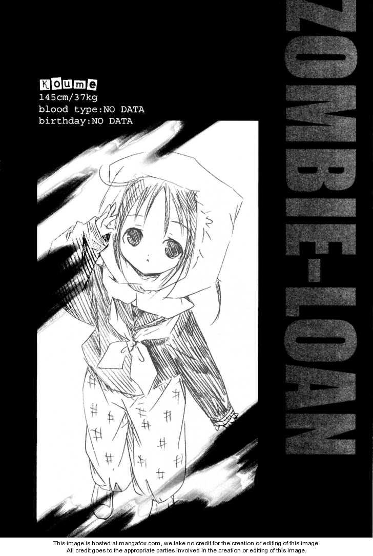 Zombie-Loan 55 Page 1