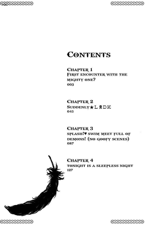 Kare Wa Diablo 1 Page 3