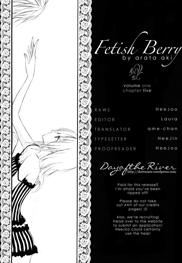 Fetish Berry 5 Page 1