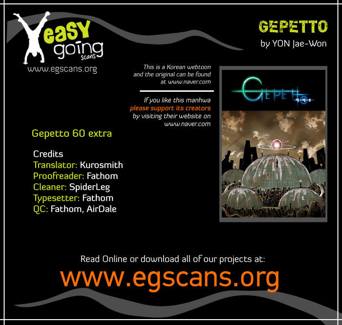 Gepetto 60.5 Page 1