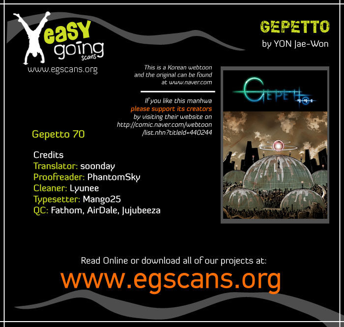 Gepetto 70 Page 1