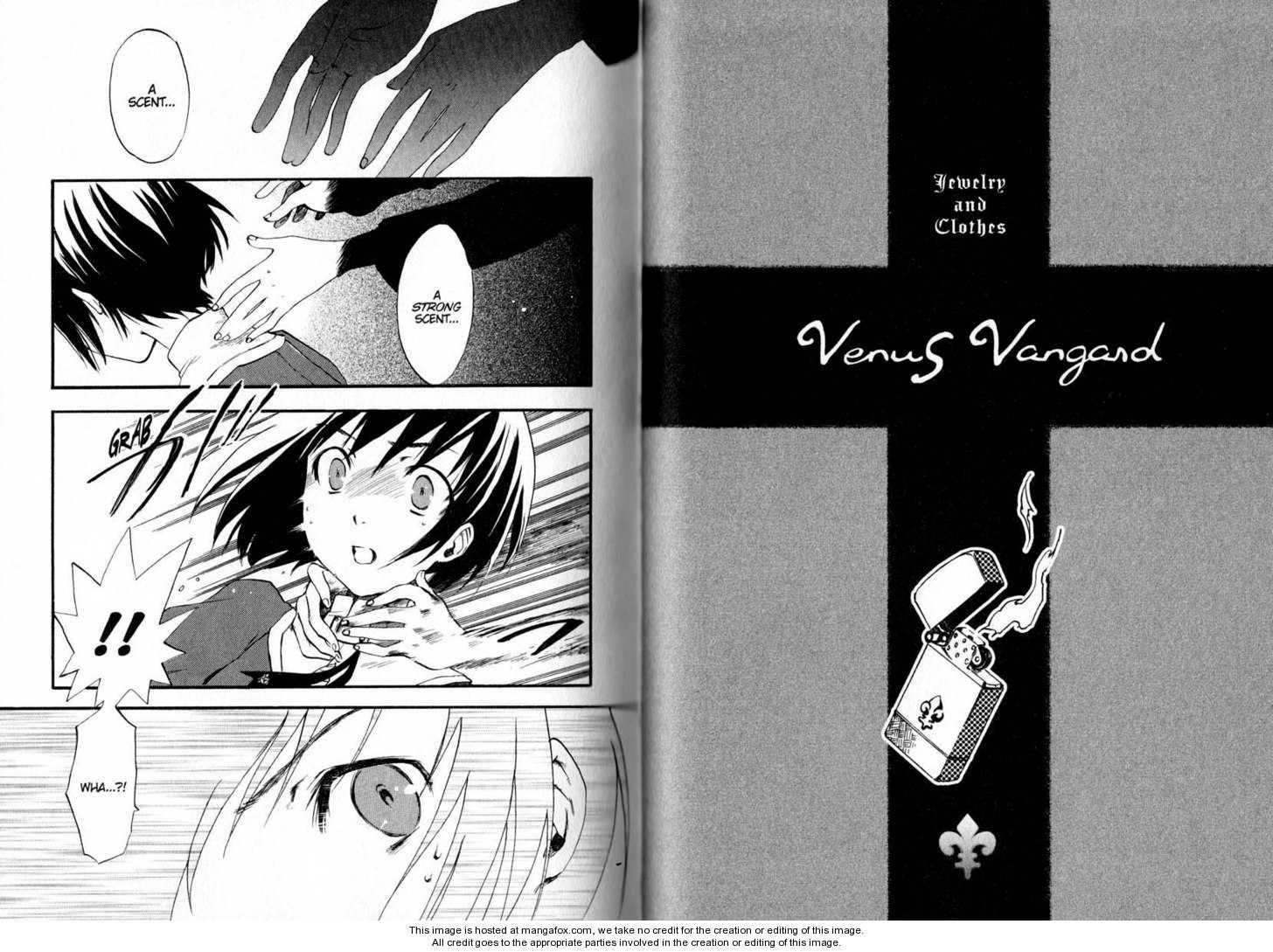 Venus Versus Virus 8 Page 1