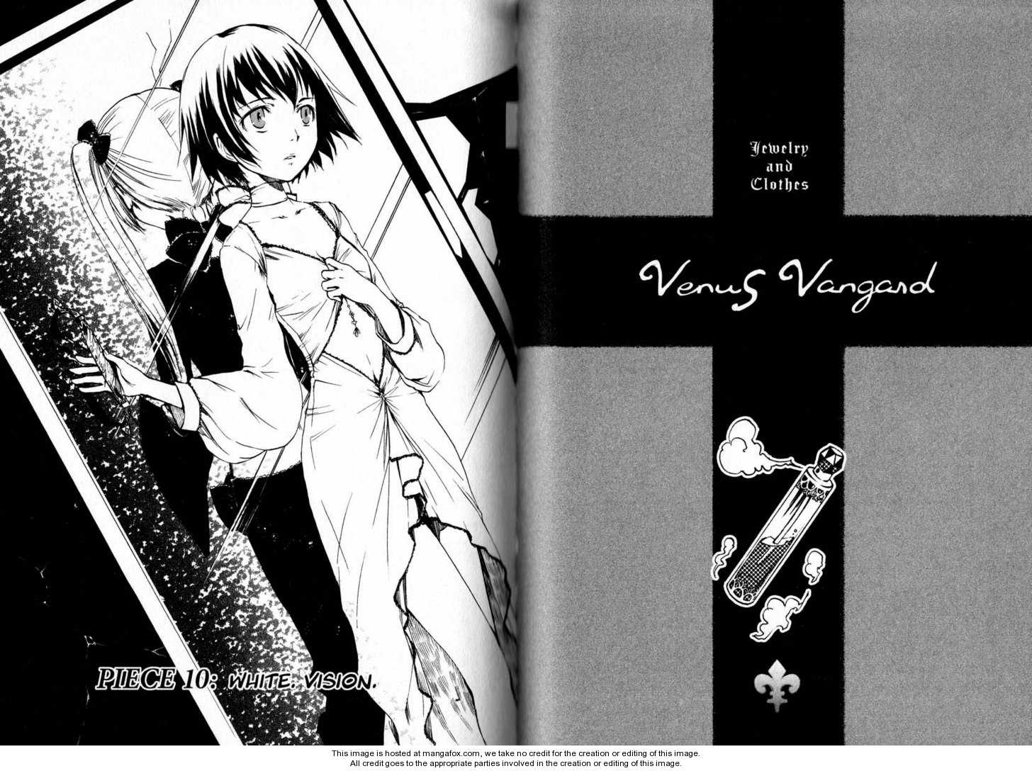 Venus Versus Virus 10 Page 1