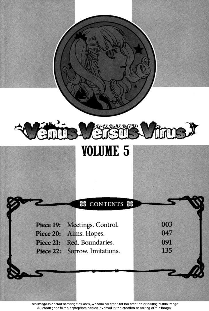 Venus Versus Virus 0 Page 3