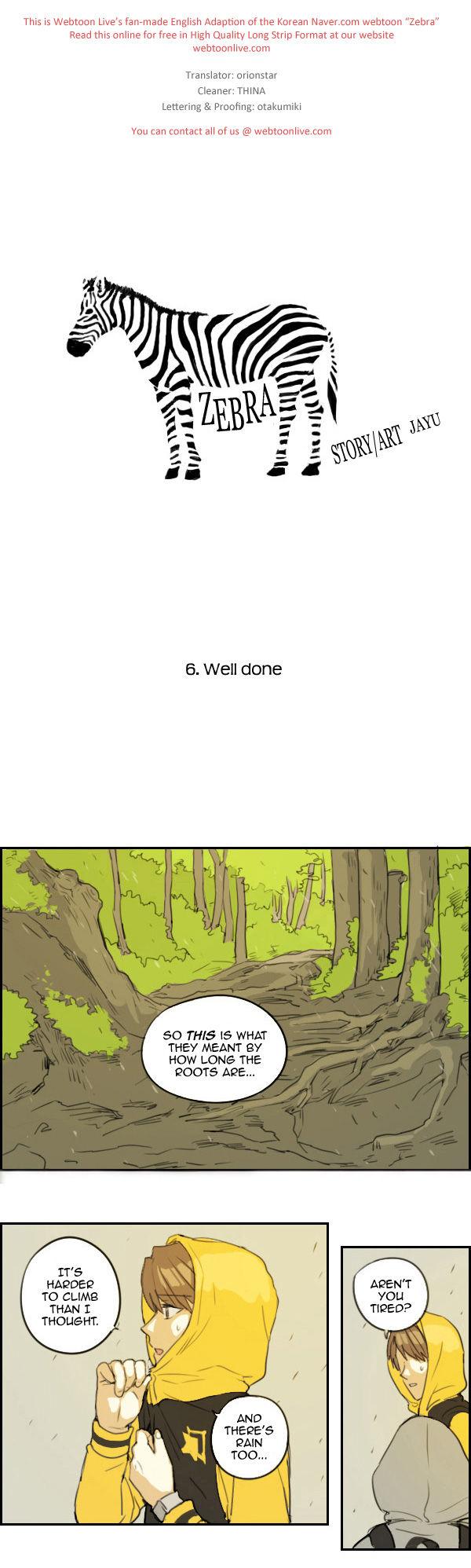 Zebra 6 Page 1