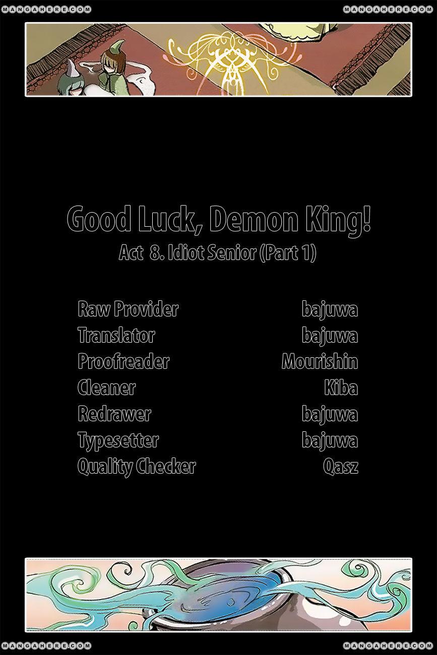 Good Luck, Demon King! 8 Page 1