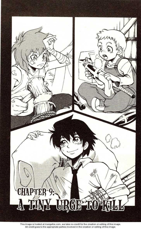 Darren Shan 9 Page 1