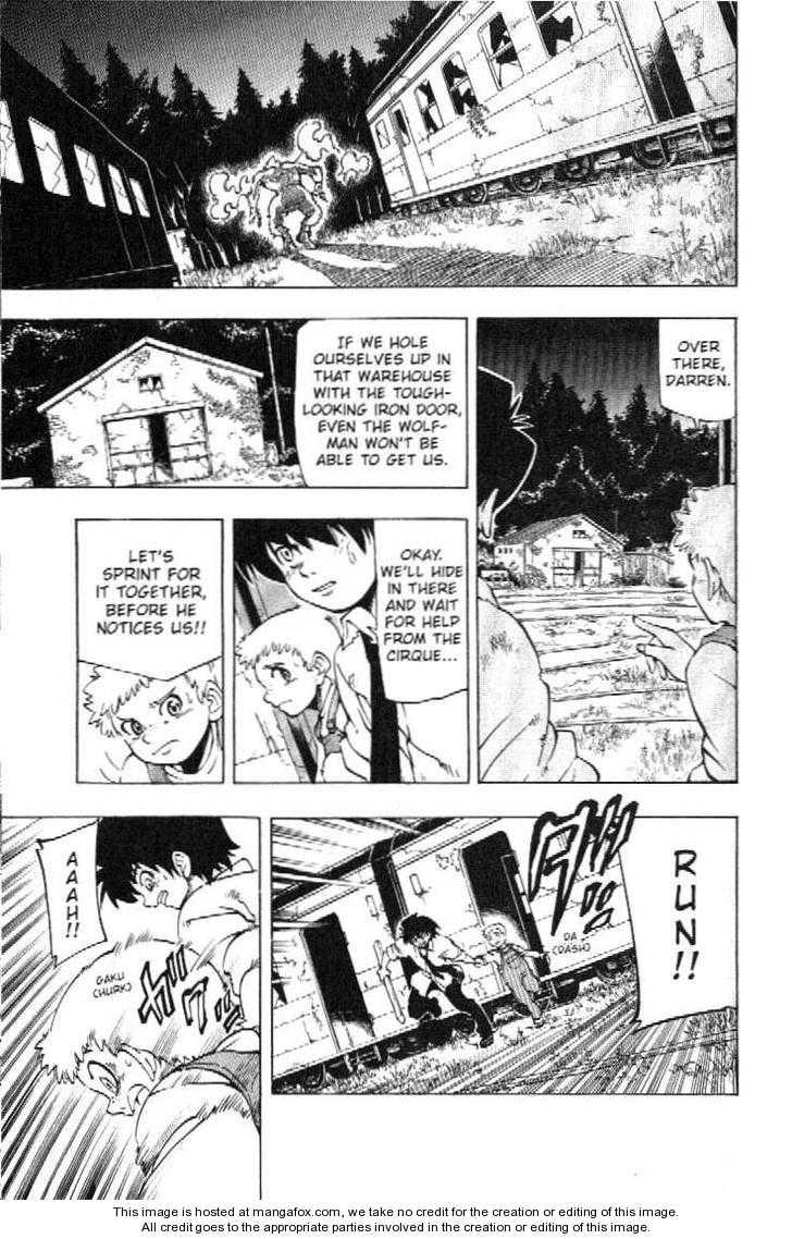 Darren Shan 13 Page 3