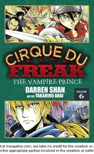 Darren Shan 45 Page 2