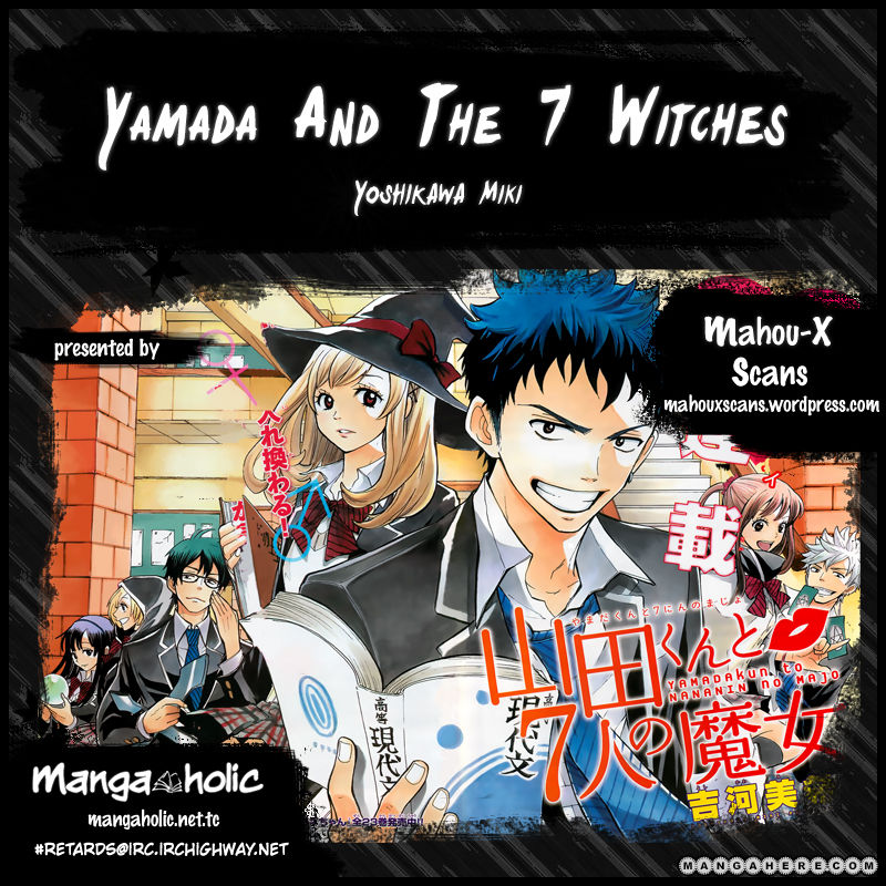 Yamada-kun to 7-nin no Majo 2 Page 1