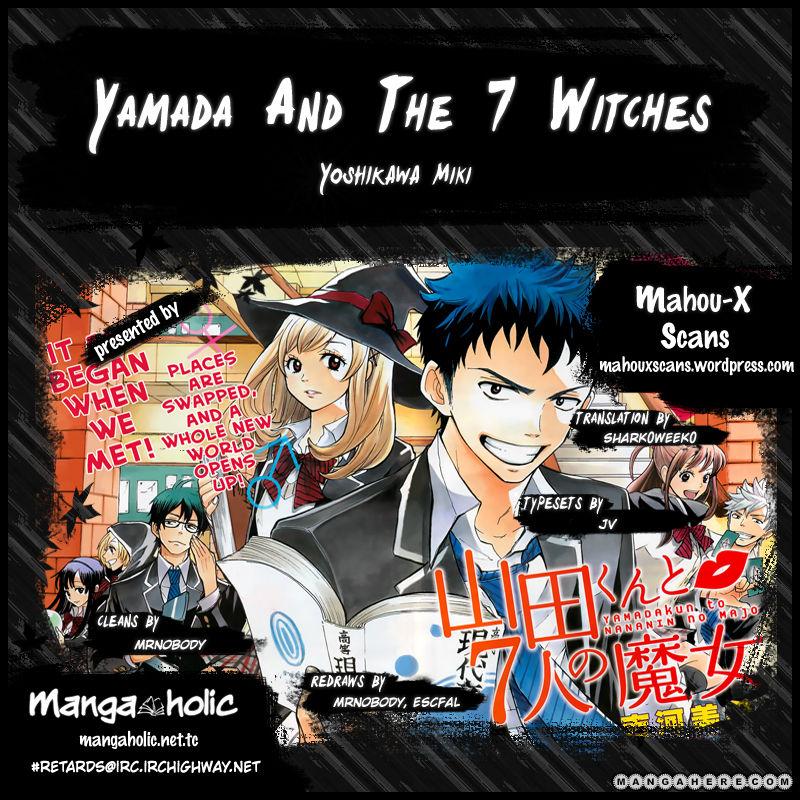 Yamada-kun to 7-nin no Majo 5 Page 1