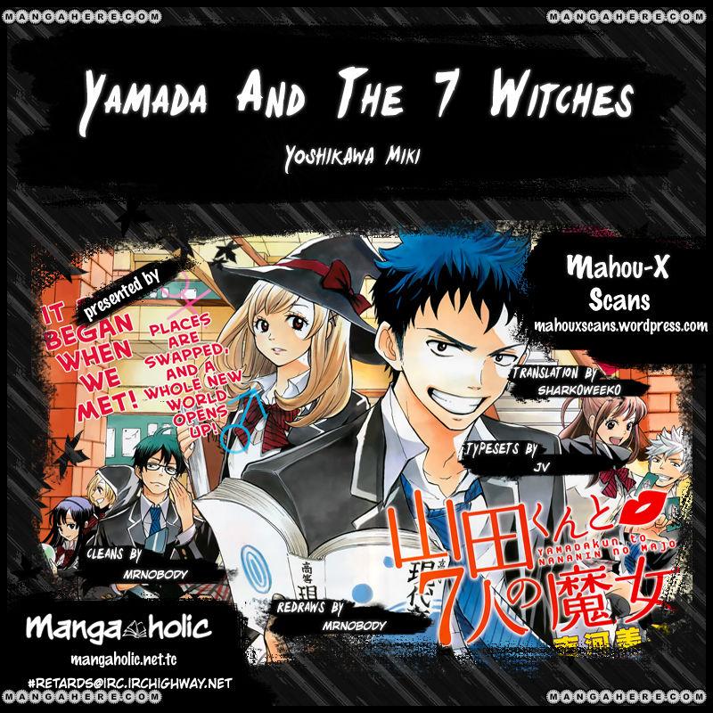 Yamada-kun to 7-nin no Majo 8 Page 1