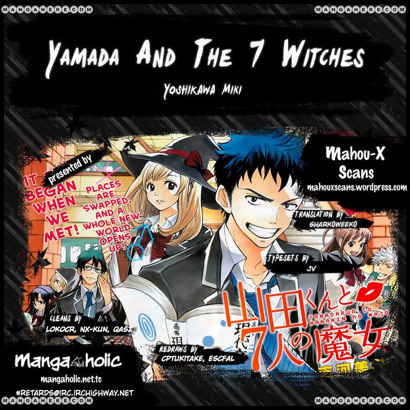 Yamada-kun to 7-nin no Majo 12 Page 1