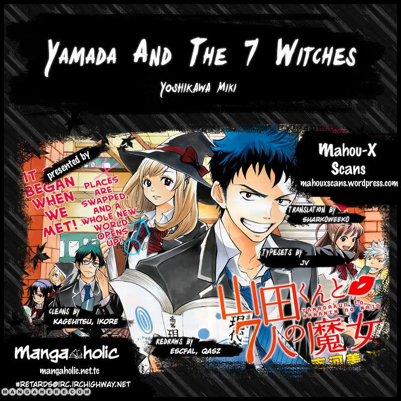 Yamada-kun to 7-nin no Majo 29 Page 2