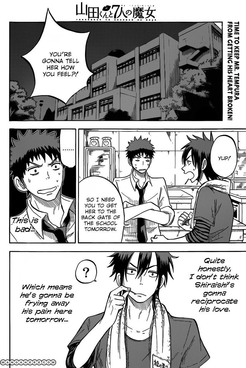 Yamada-kun to 7-nin no Majo 38 Page 3